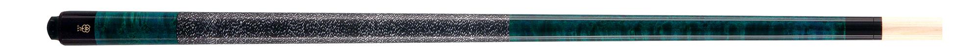 McDermott GS08 DW blue/green pool