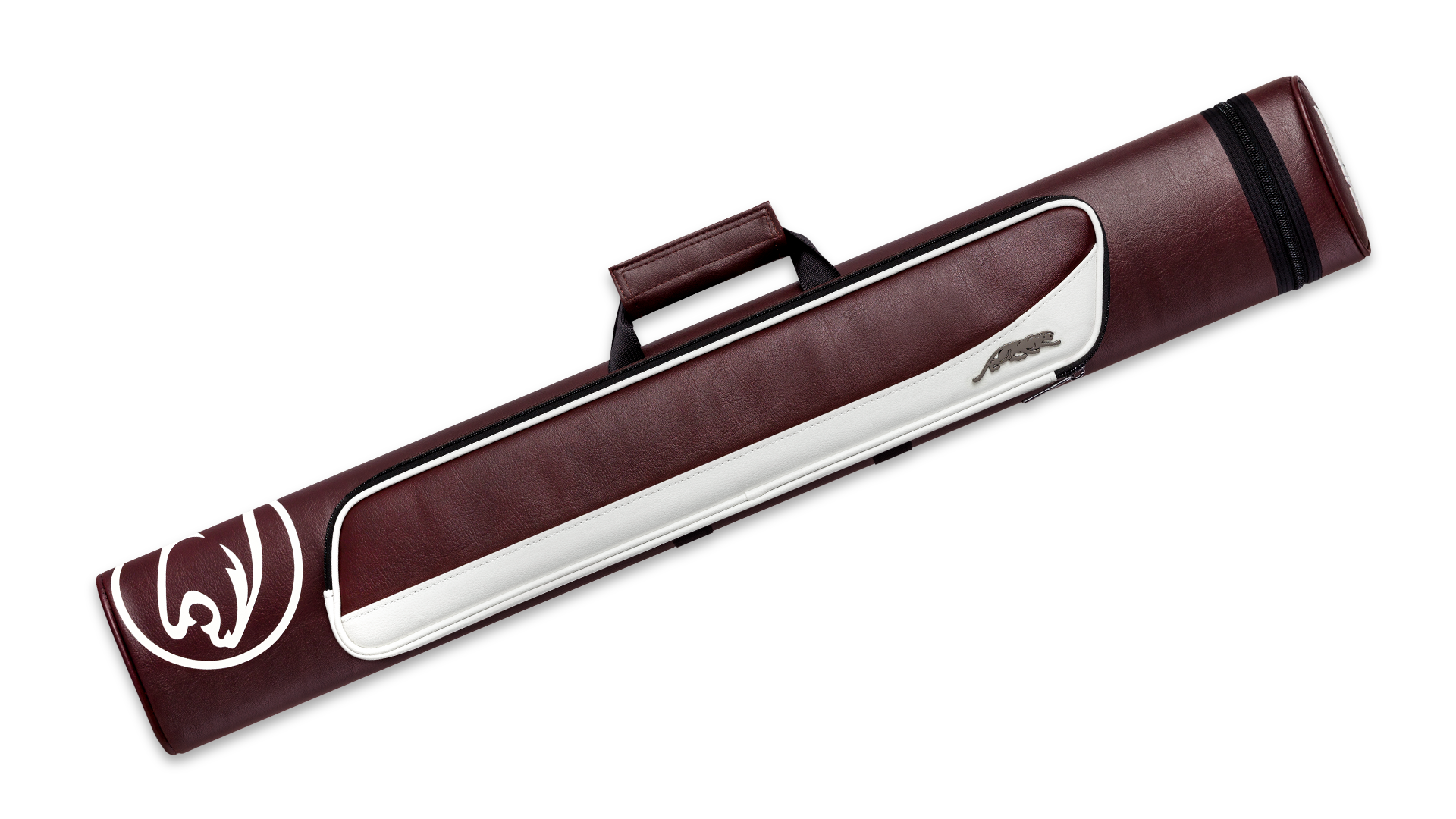 Predator Roadline 2×4 burgund-weiß Case