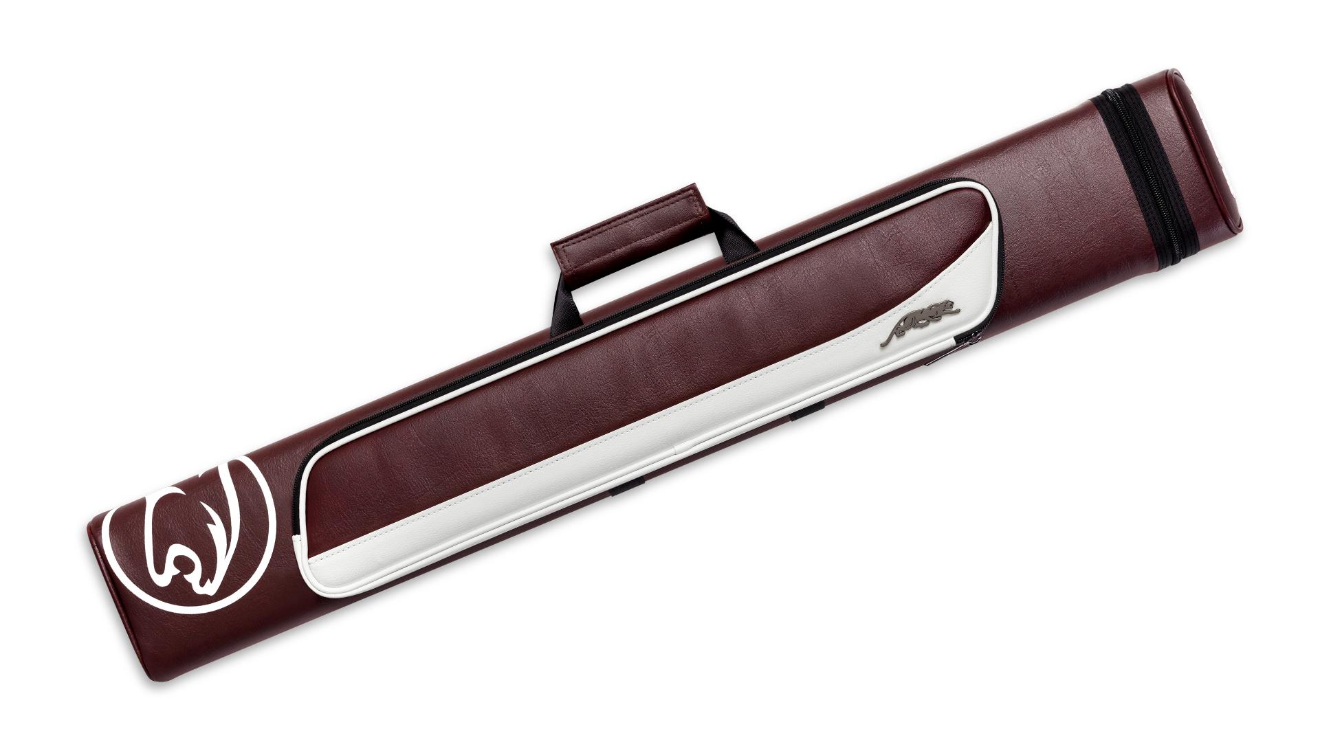Predator Roadline 3×5 burgund-weiß Case