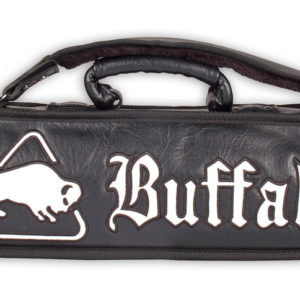 Buffalo 4×8 Tasche Schwarz