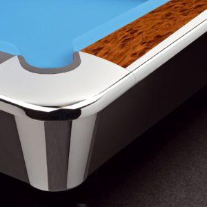 Club-Master 8/9 Fuss Pool Tisch