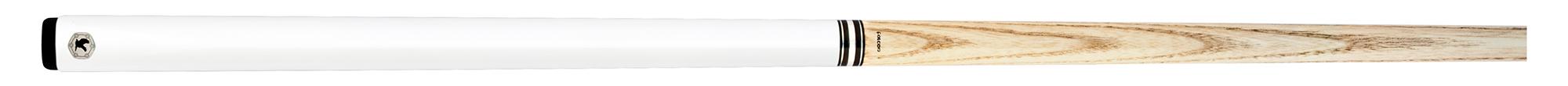 Falcon Snookercue 3/4 model FSCR-2 white