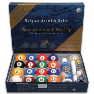 Aramith 57.2mm Pro Cup Value Pack