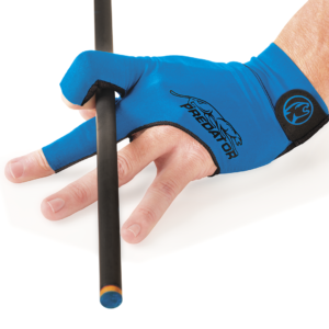 Predator Handschuh Second Skin blau