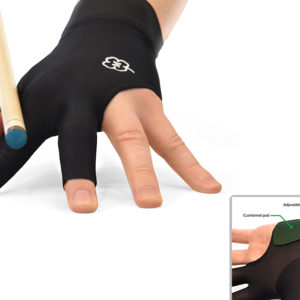 Mcdermott Handschuh Schwarz