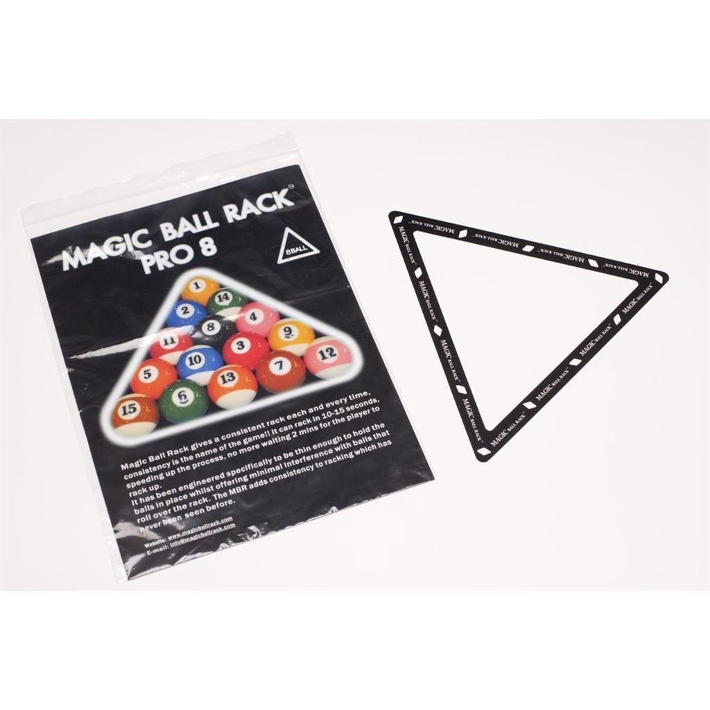 Magic Ball Rack Pro 8 Ball