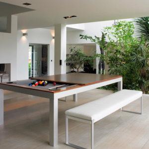 Aramith Fusion Pool Tisch 7 Fuß