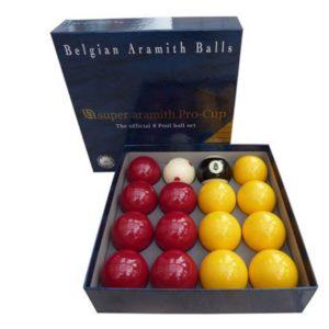 Aramith Pro Cup Blackball