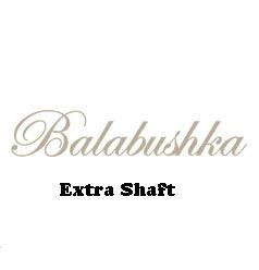 Balabushka Oberteil 13mm