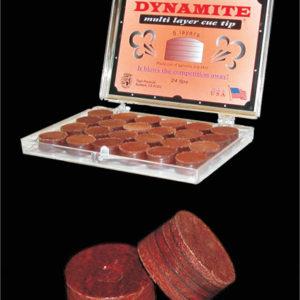 Tiger Dynamite Leder