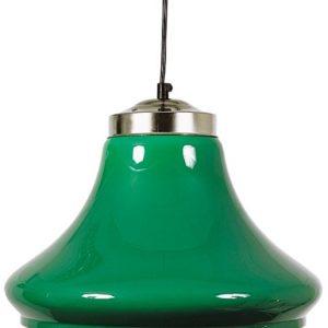 Einzelne Lampe Grün