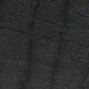 Tiger Ledergriffband Elefant Schwarz