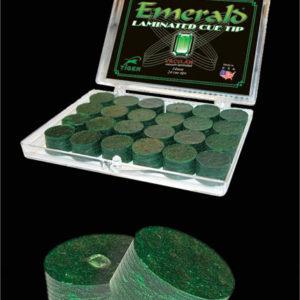 Tiger Emerald Leder