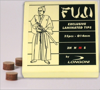 Longoni Fuji Leder Medium 14mm