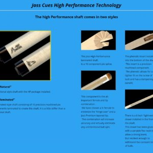 Joss High Performance Oberteil