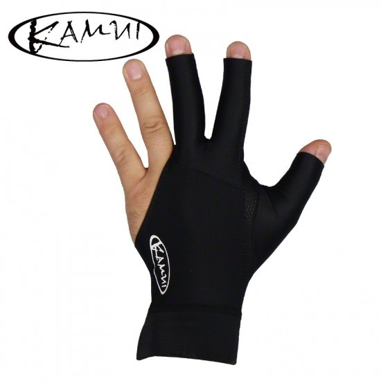 Kamui Handschuh Schwarz XL