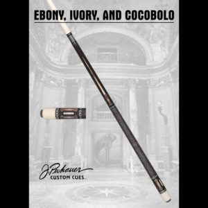 Ltd. 10 Ebony, Ivory & Cocobolo