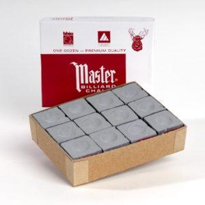 Master Kreide Grau 12er-Packung