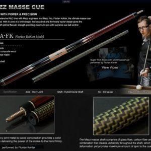 Mezz Masse-Cue MA-FK