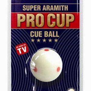 Aramith 57.2mm Pro-Cup Cueball