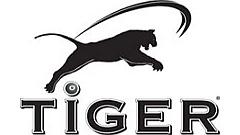 Tiger Ledergriffbände